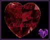 Garnet Blood Heart 7